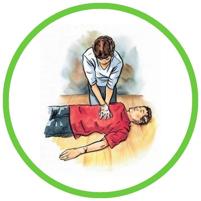 CPR Classes Button